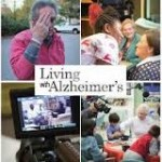 living with alzheimer's