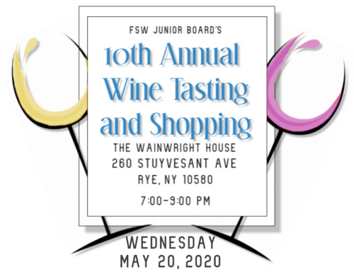 Junior Board Wine Tasting